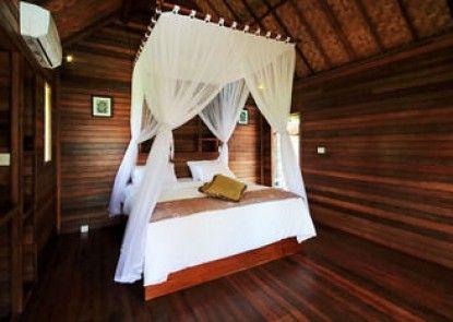 Dream Beach Inn Teras