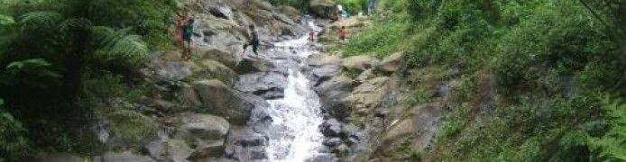 Cipurut Waterfall