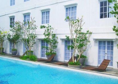 D'Senopati Malioboro Grand Hotel Kolam Renang
