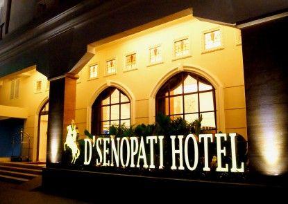 D'Senopati Malioboro Grand Hotel Pintu Masuk