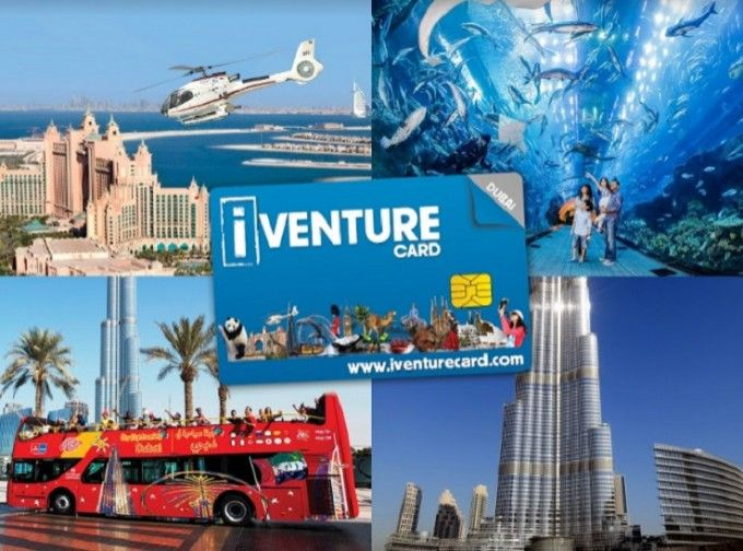 harga tiket Dubai 5-day Unlimited Attractions Pass