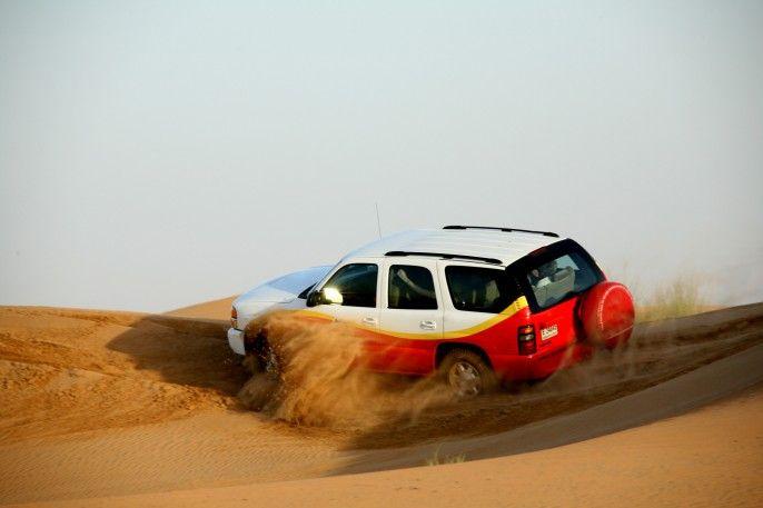 harga tiket Dubai Desert Safari and Dhow Cruise