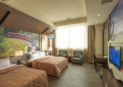 Duo Romance Motel Hualien