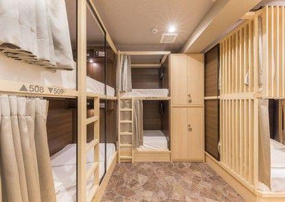 EAST57 ASAKUSABASHI - Hostel