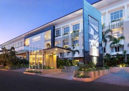 Eastparc Hotel Yogyakarta Eksterior