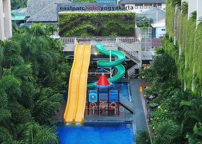 Eastparc Hotel Yogyakarta Teras