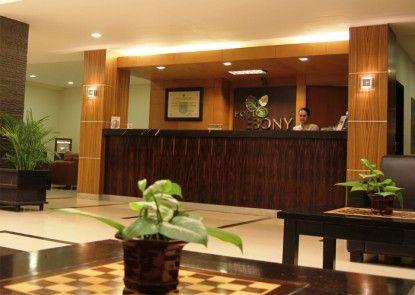 Ebony Hotel Batulicin Penerima Tamu