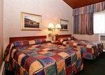 Pesan Kamar Kamar Double Standar, 2 Tempat Tidur Double, Non-smoking di Econo Lodge Motel Village