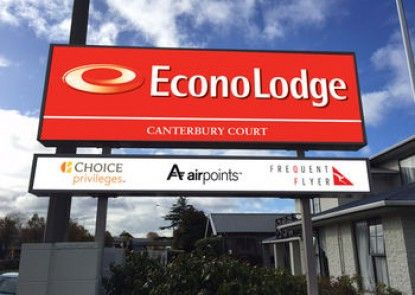 Econolodge Canterbury Court