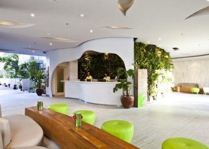 EDEN Hotel Kuta Bali Lobby