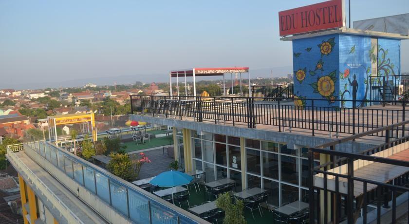 EDU Hostel, Yogyakarta