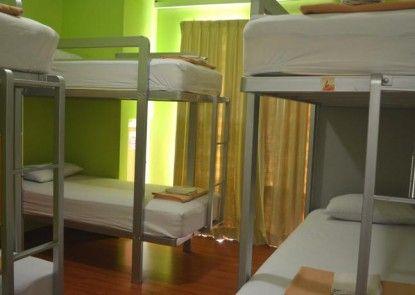 EDU Hostel Kamar Tamu