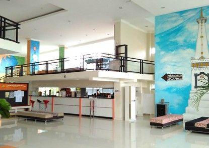 EDU Hostel Interior