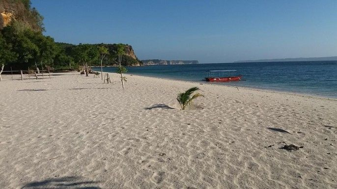 Ekas Beach Homestay, Lombok Timur