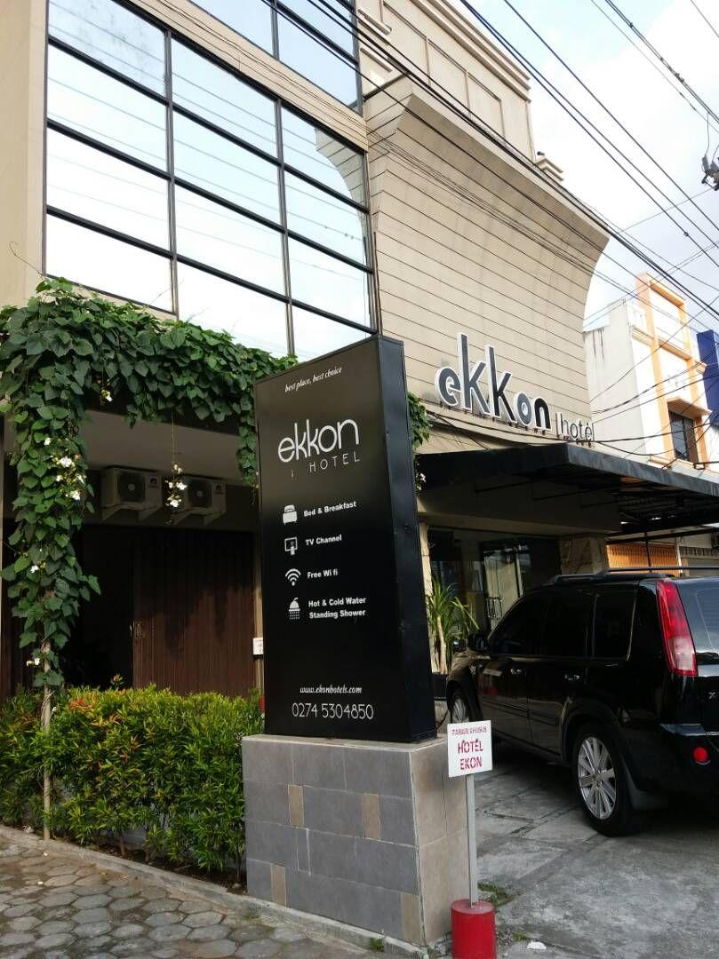 Ekkon Hotel, Yogyakarta