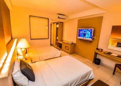 El Cavana Hotel Bandung Kamar Tamu