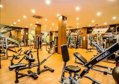 El Cavana Hotel Bandung Ruangan Fitness