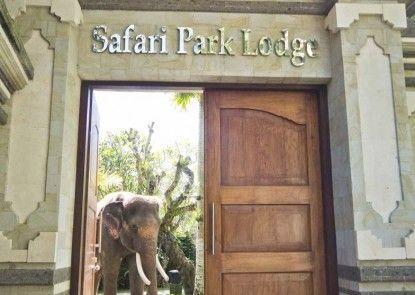 Elephant Safari Park Lodge Hotel Pintu Masuk