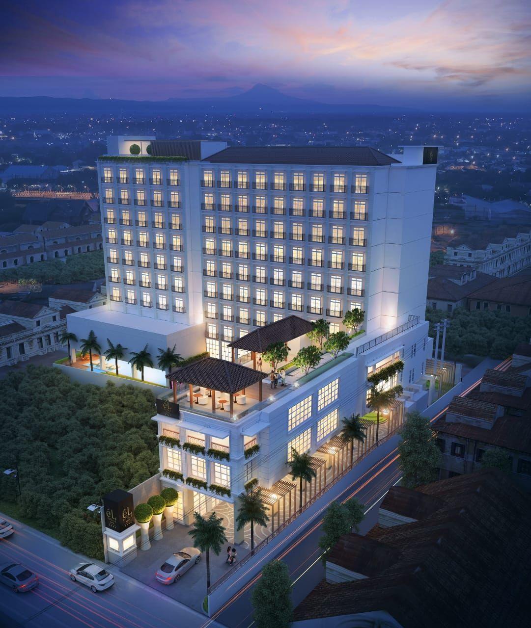 eL Royale Hotel Yogyakarta Malioboro, Yogyakarta