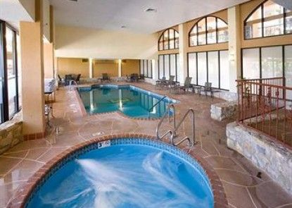Embassy Suites Chicago - Schaumburg - Woodfield Teras