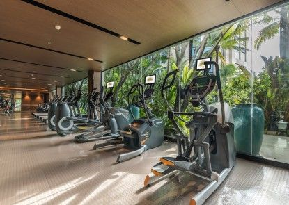 Emporium Suites by Chatrium Ruangan Fitness