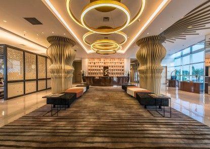 Enso Hotel Lobby