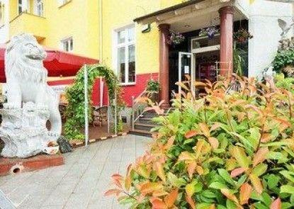 Entrée Hotel Karlshorst