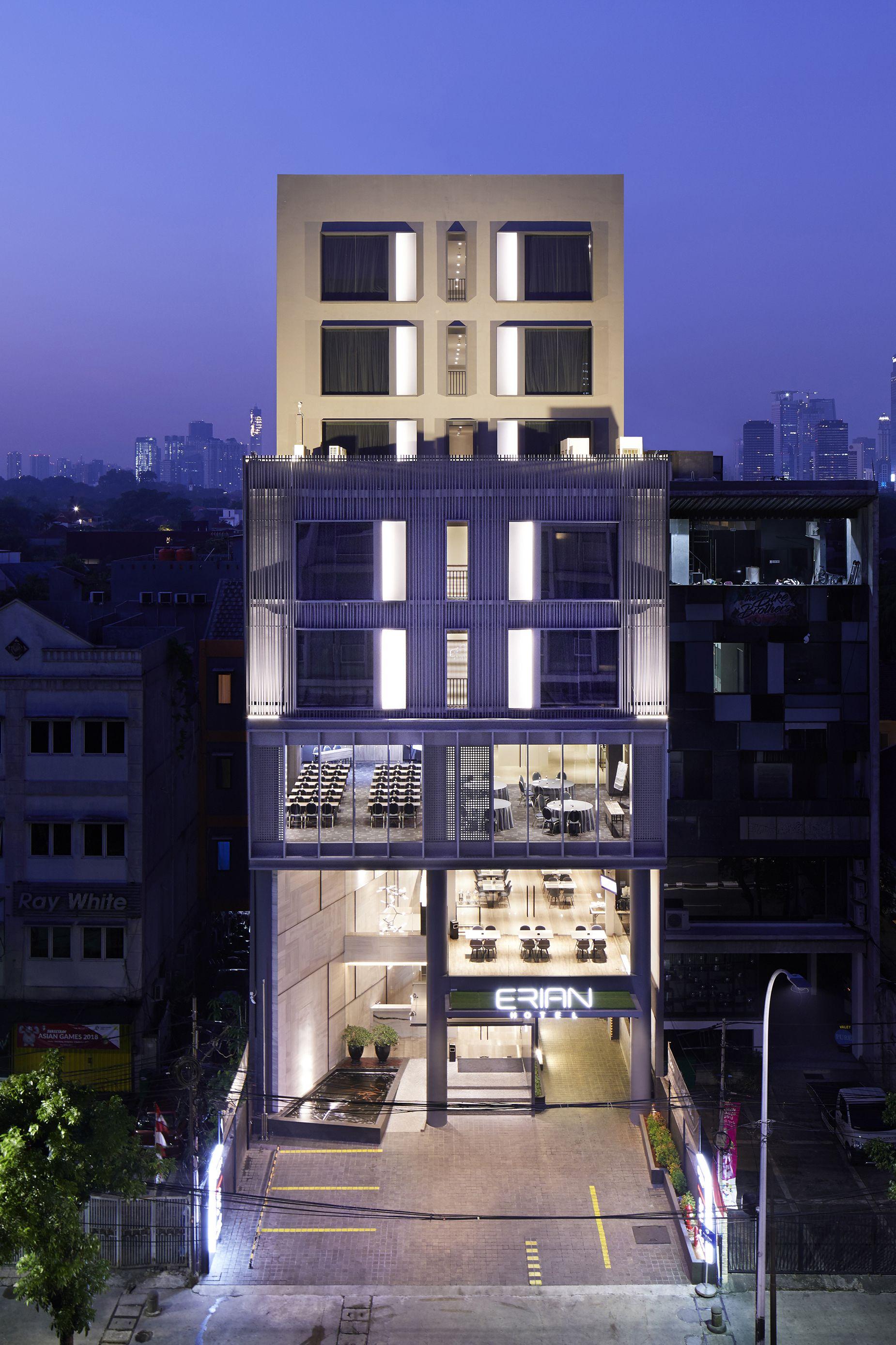Erian Hotel Jakarta, Jakarta Pusat