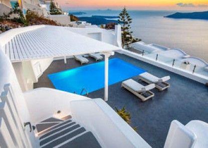 Erossea Villa Santorini Imerovigli