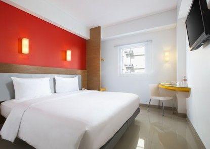 Amaris Hotel Hertasning Makassar Kamar Tamu
