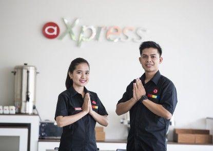 Amaris Hotel Hertasning Makassar Teras