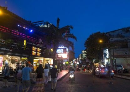 Hotel Amaris Kuta Bali Teras