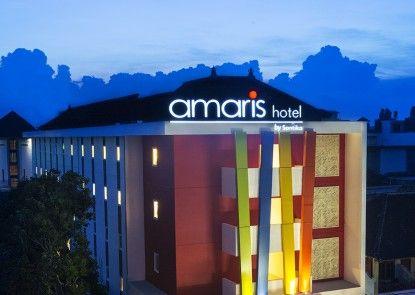 Hotel Amaris Kuta Bali Pintu Masuk
