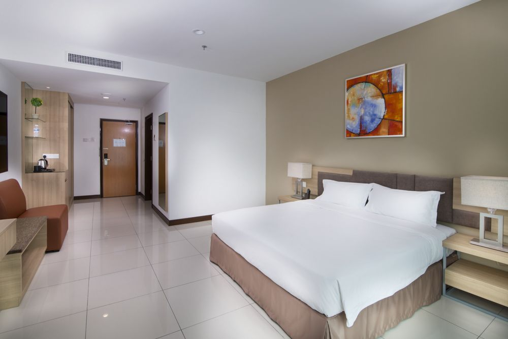 One Pacific Hotel & Serviced Apartments, Pulau Penang