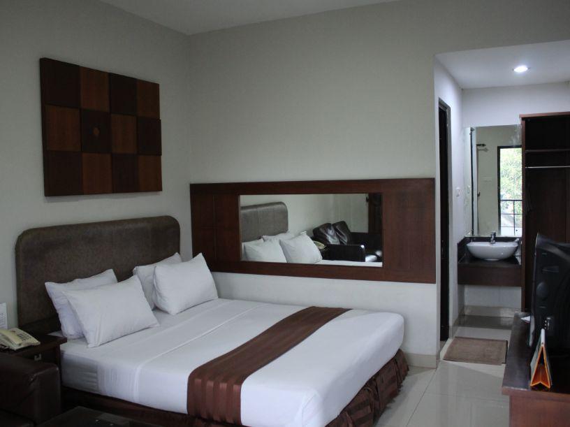 Hotel Grand Pangestu,Klari