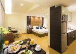 Pesan Kamar Grand Deluxe Room di Aspen Suites Sukhumvit 2 by Compass Hospitality