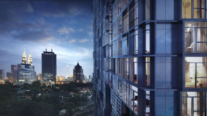 Expressionz Professional Suites by MyKey Global, Kuala Lumpur