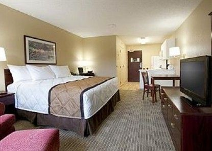 Extended Stay America - Detroit - Novi - Orchard Hill Place Teras
