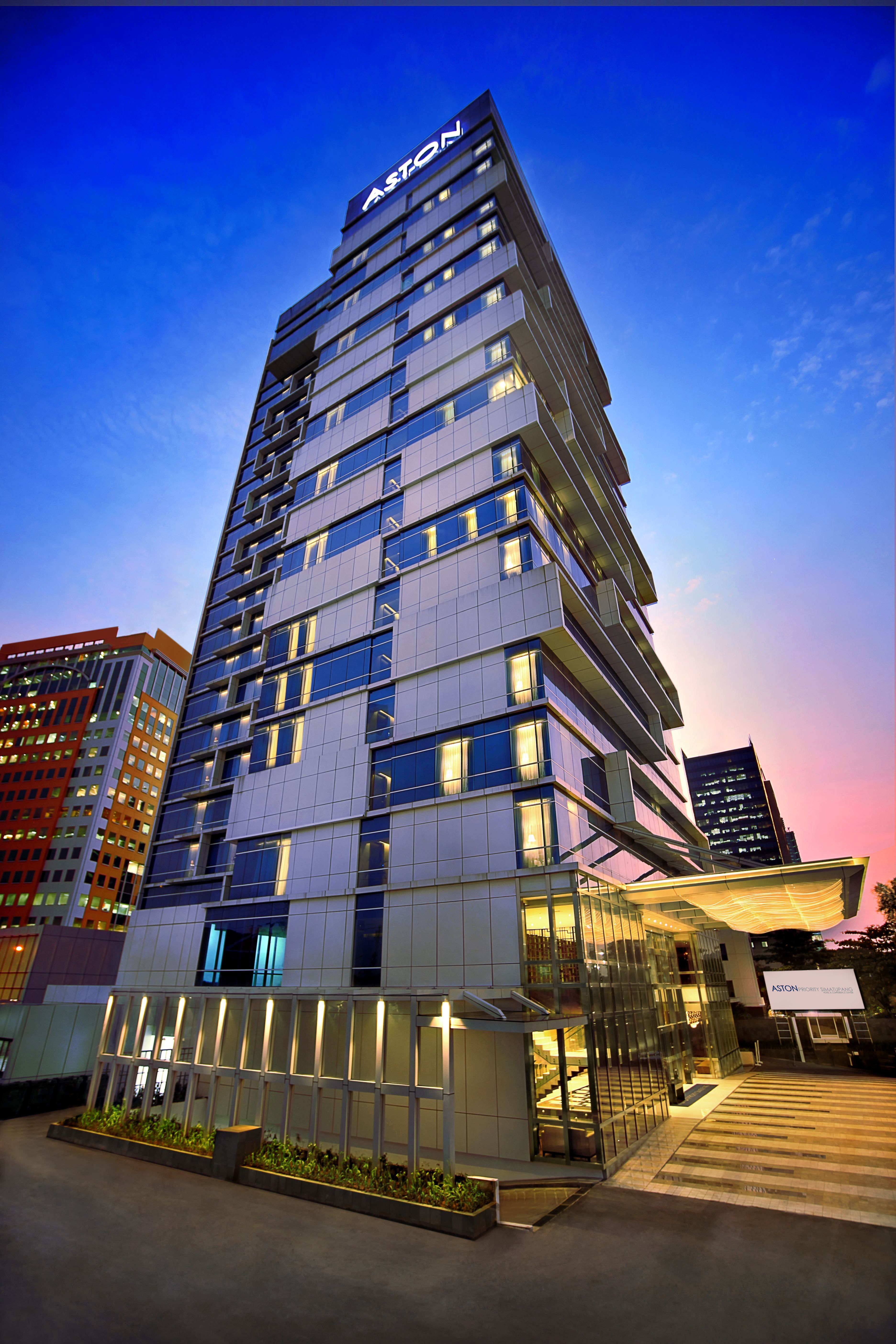 Aston Priority Hotel and Conference Center, Jakarta Selatan