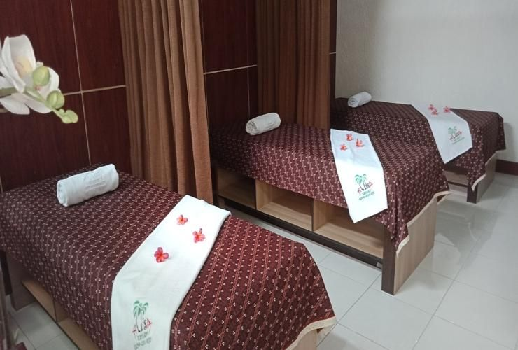 Allisa Resort Hotel, Serang