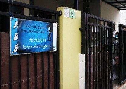 FAI Bogor Backpacker Teras
