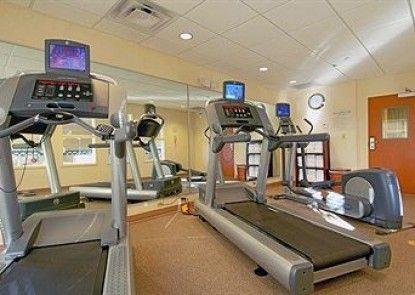 Fairfield Inn and Suites by Marriott Atlanta McDonough Teras