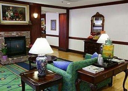 Fairfield Inn by Marriott Kennesaw Atlanta Teras
