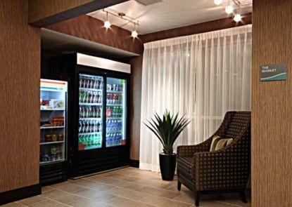 Fairfield Inn & Suites Amarillo Airport Teras