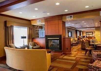 Fairfield Inn & Suites by Marriott Detroit Livonia Teras