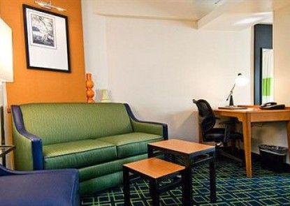 Fairfield Inn & Suites by Marriott Plainville Teras