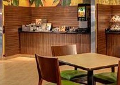 Fairfield Inn & Suites Des Moines Urbandale Teras