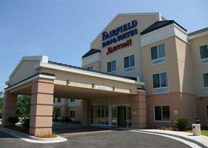 Fairfield Inn & Suites Milledgeville Teras