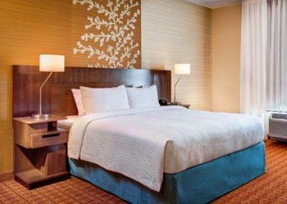 Fairfield Inn & Suites Wilmington New Castle Teras