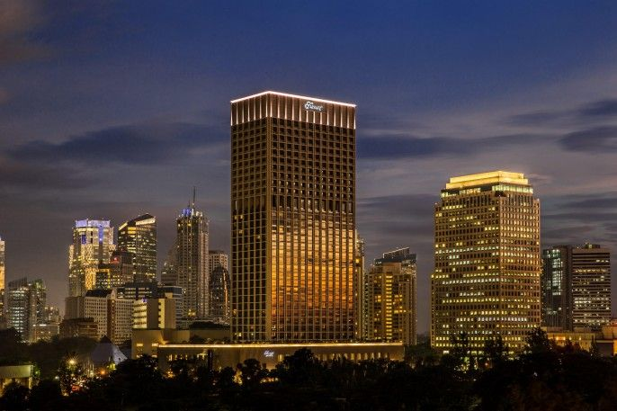 Fairmont Jakarta, Central Jakarta